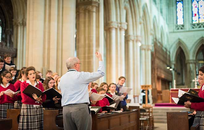 Downside Abbey Music