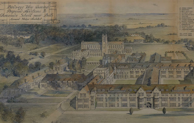 The History of Downside School
